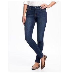 Old Navy Mid-Rise Rockstar Super Skinny Jeans